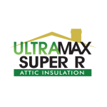 Ultra Max Super R Attic Insulation Logo - Large